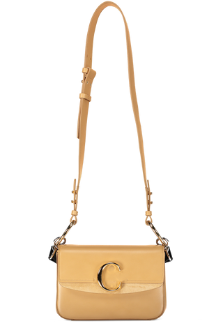 Chloe Shiny Calfskin Bag