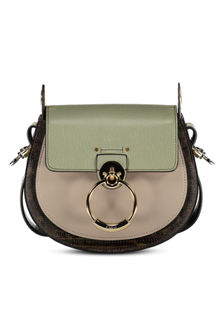 Tess Handbag Antique Green