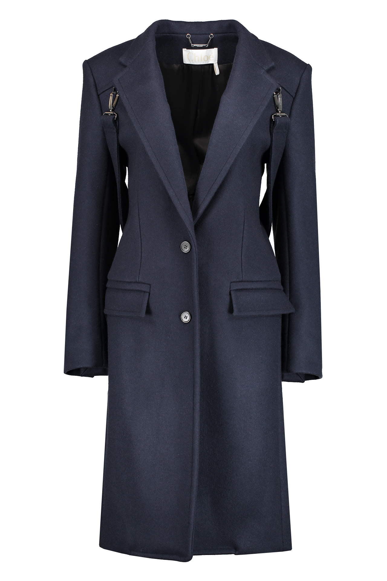 Trench Coat In Iconic Navy
