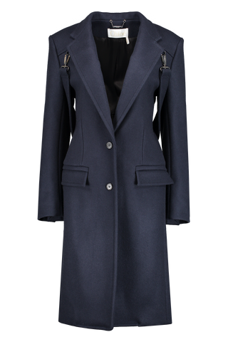 TRENCH COAT ICONIC NAVY