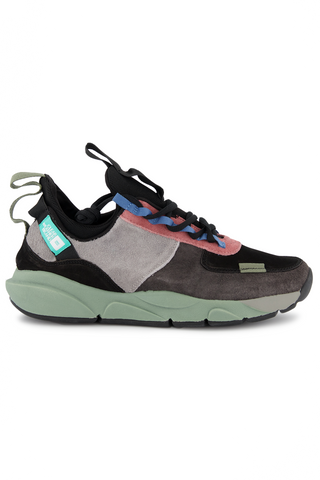 Side view image of Clearweather Contera Sneaker Total Recall