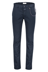 Front view image of CLOSED Clifton Slim Chino Dark Night