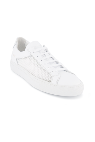 Women's Achilles Low Summer Edition Sneaker White
