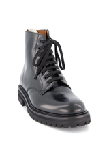 Front angle image view of Standard Combat Lug Sole Boot