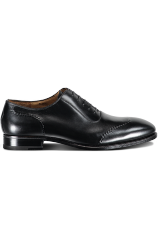 Lace Up Dress Shoe Nero