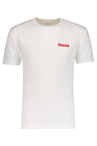 Front image of Dubble Works Short Sleeve Graphic Men's T-Shirt White