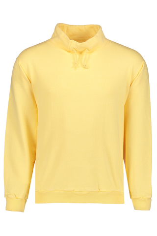 Front Image Of Dubble Works Stand Collar Sweatshirt