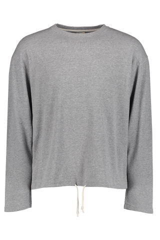 Front Image of Dubble Works Light Weight Thermal Long Sleeve Shirt