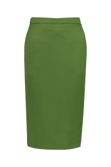 Front view image of Escada Rotta Skirt Foresta
