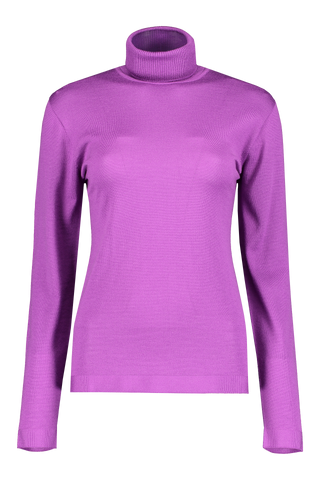 Front view image of Escada Sbella Turtleneck Sweater
