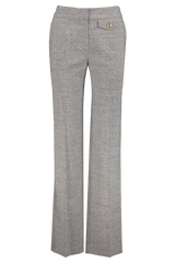 Front view image of Escada Taminotasna Pant Black