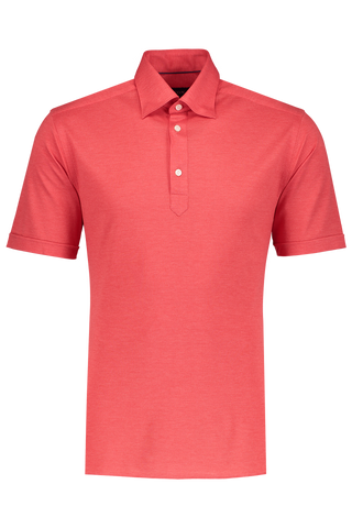 Front Image Short Sleeve Popover