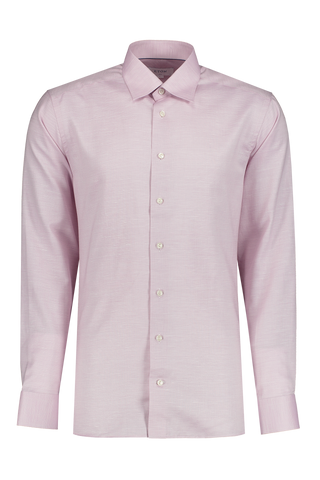Textured Solid Slim Fit Shirt 72