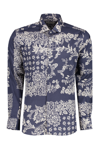 Front view image of Etro Cotton Dress Shirt 200