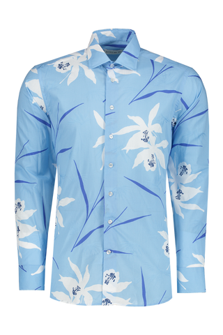 Front view image of Etro Cotton Dress Shirt 250