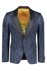 Front image of Etro Wool Silk Jacket