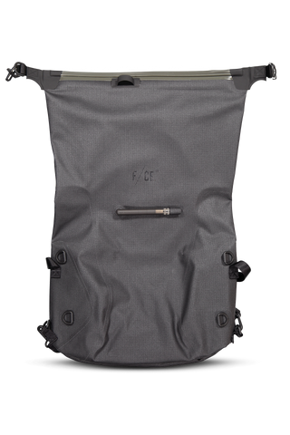 Front Unfolded Image Of F/CE No Seam Zip Lock Bag