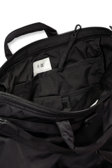Interior Detail Image Of F/CE Satin 3 Way Helmet Backpack