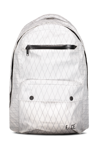 Xpack Day Backpack White