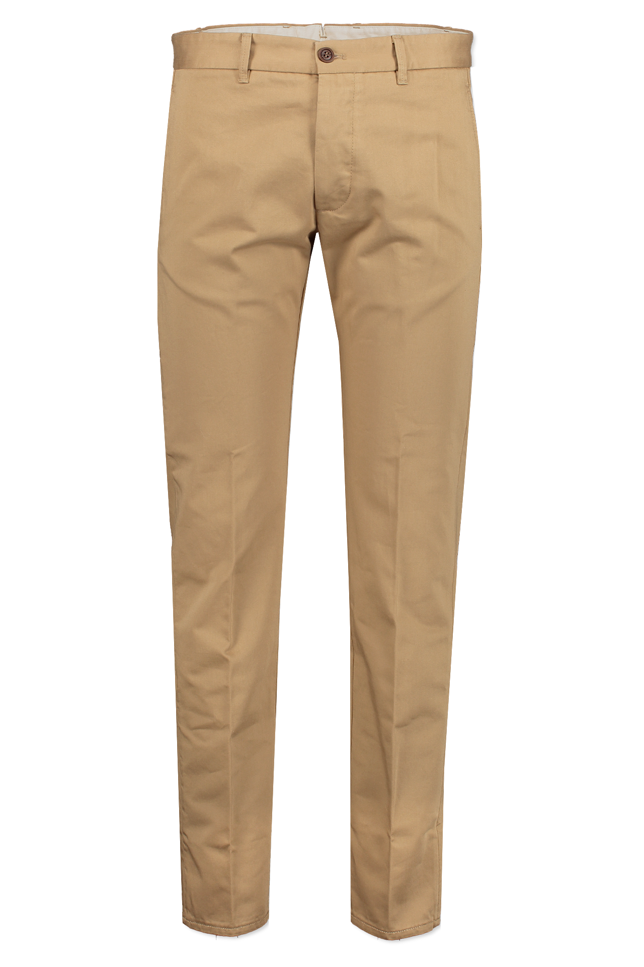 Front view image of Fortela Chino Pant Camel