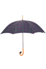 Open full view image of Fox Umbrellas Brown Spaniel Crook Umbrella