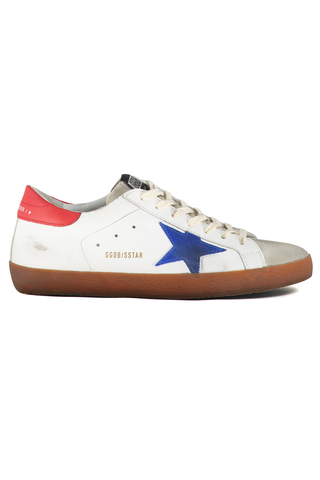 Men's Superstar Leather Sneaker