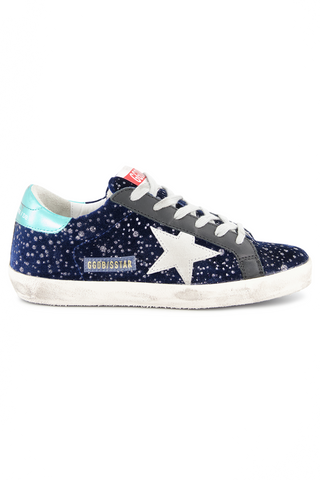 Side view image of Golden Goose Superstar Sneaker