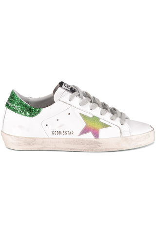 Superstar Sneaker Green
