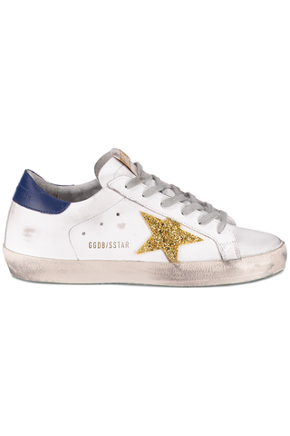 Superstar Sneaker Navy