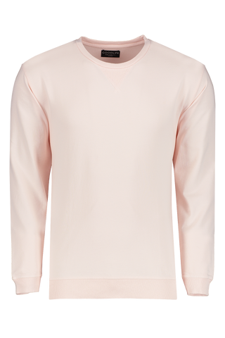 Front view image of Good Life Micro Terry Crewneck Sweatshirt