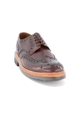 Front angle view of Grenson Archie Lace Up Shoe