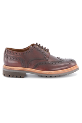 Side view of Grenson Archie Lace Up Shoe