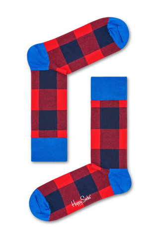 Image of Happy Socks Lumberjack Sock
