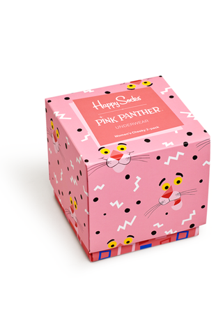 Image of box for Happy Socks Pink Panther Sock Box
