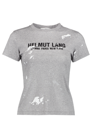 Front Image of Helmut Lang Baby Painter Tee