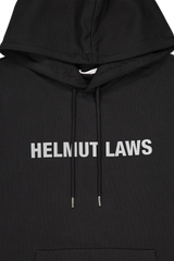 Front Graphic Helmut Laws Hoodie