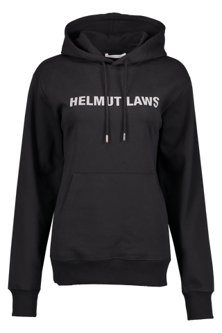 Front Image Helmut Laws Hoodie