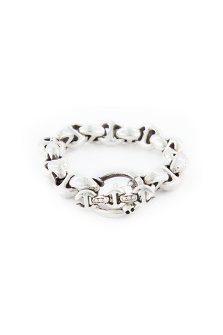 Image of Hoorsenbuhs 15mm Open-Link Bracelet 9""