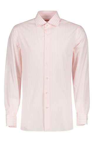 Front view image of Pink Dress Shirt