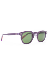 Round Square Sunglasses