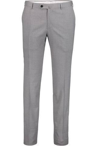 Solid Summer 2 Ply Light Grey Trouser