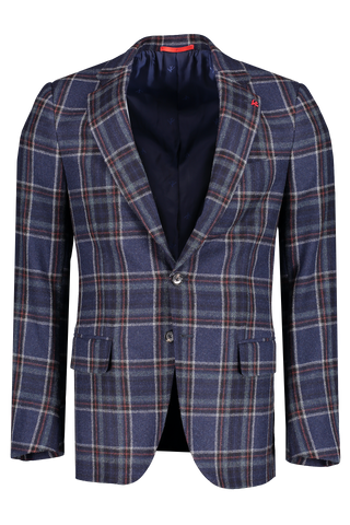 Isaia Front Image Super Geelong Wool Sportcoat