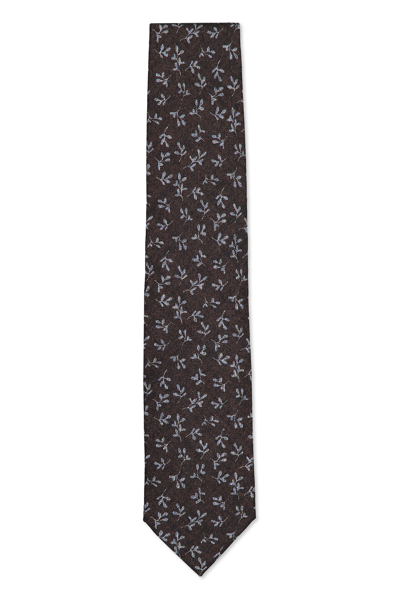 Isaia Tie Brown
