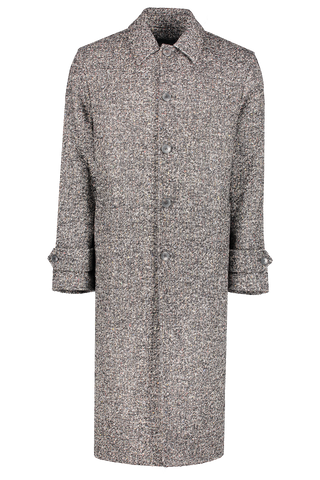 Front view image of John Varvatos Men's Easy Fit Coat