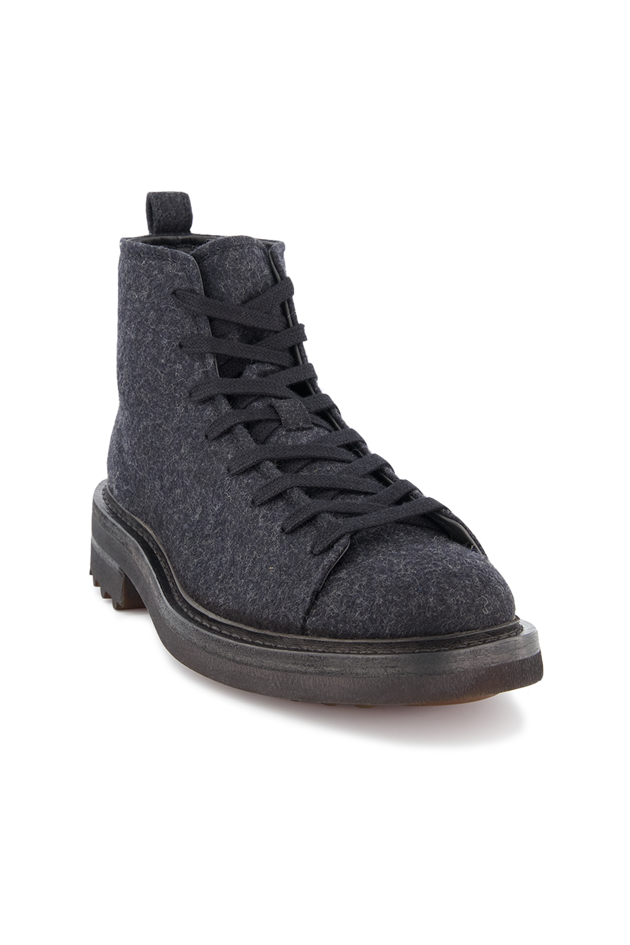 Front angled view of John Varvatos Essex Trooper Boot