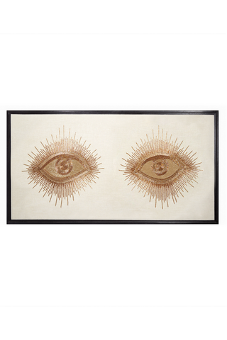 Image of Jonathan Adler Eyes Wall Art