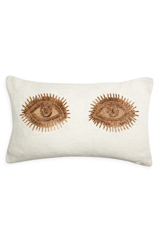Front view image of Jonathan Adler Muse Pillow