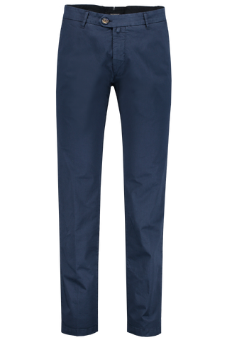 Front Image of JW Brine James 18 Cotton Mix Chino Trouser