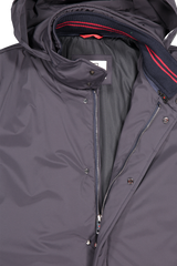 Front collar detail image of Kired Pagma Outerwear Jacket