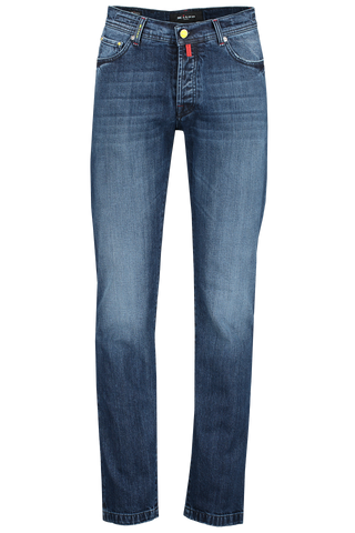 Front view image of Kiton Denim